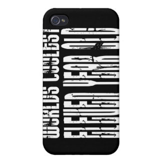 Cool 11th Birthdays Worlds Coolest Eleven Year Old iPhone 4 Covers