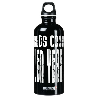 Cool 11th Birthdays Worlds Coolest Eleven Year Old SIGG Traveler 0.6L Water Bottle