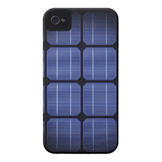 Cool 3d Solar Panel Modern Stylish Design iPhone 4 Cover