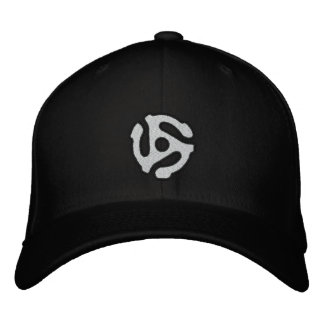 COOL 45 spacer DJ CAP Personalize it! Embroidered Baseball Cap