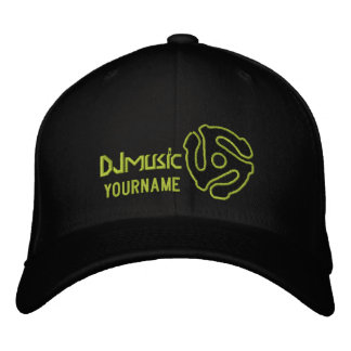 COOL 45 spacer DJ CAP Personalize this