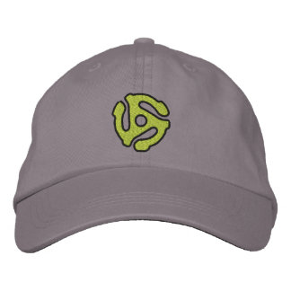 COOL 45 spacer DJ embroidered cap Embroidered Hat