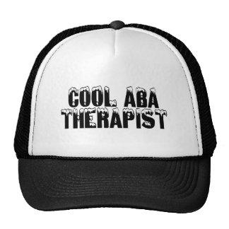Cool ABA Autism Therapist Mesh Hats