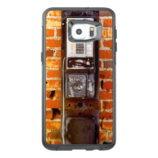Cool Abandoned Payphone OtterBox Samsung Galaxy S6 Edge Plus Case