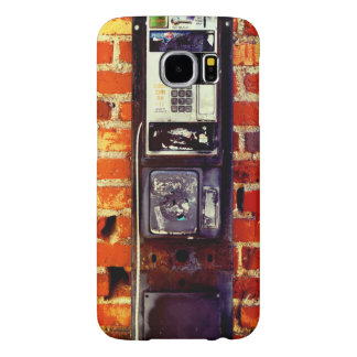 COOL Abandoned Payphone Samsung Galaxy S6 Case