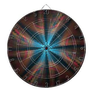 Cool Abstract Art Dart Boards