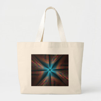 Cool Abstract Art Large Tote Bag