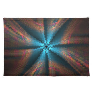Cool Abstract Art Placemat