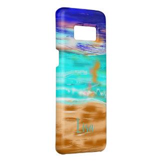 Cool Abstract Beach Scene Case-Mate Samsung Galaxy S8 Case