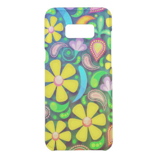 Cool Abstract Flower Design Get Uncommon Samsung Galaxy S8 Plus Case