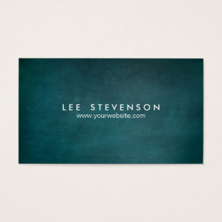 Cool Abstract Grunge Dark and Edgey Business Card