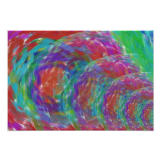 Cool Abstract Wall Poster