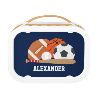 Cool All Star Sports Lunch Box