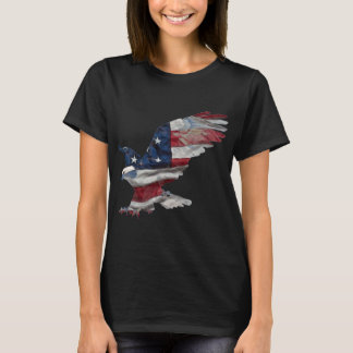 Cool American Bald Eagle T-Shirt