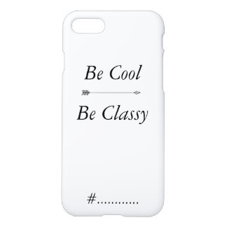 cool and classy hull iPhone 7 case