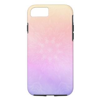 Cool and Colorful Rainbow Mandala design Case-Mate iPhone Case