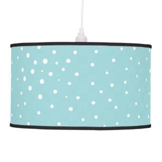 Cool and Fresh Polka Dots Lamp