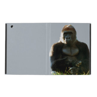 Cool and Funny Gorilla Monkey Animal iPad Case