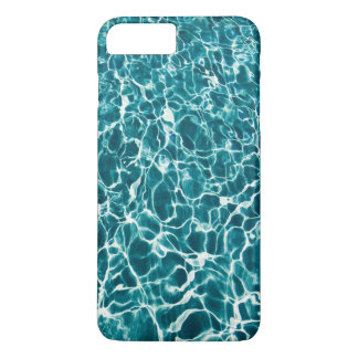 Cool and Glimmering Turquoise Design iPhone 8 Plus/7 Plus Case