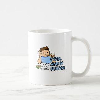 Cool and in School Coffee Mug