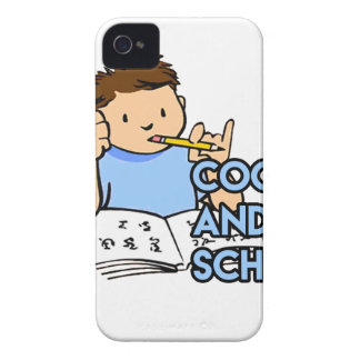 Cool and in School iPhone 4 Case-Mate Cases