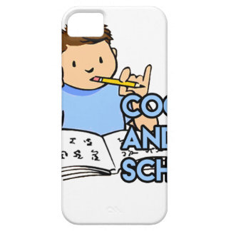 Cool and in School iPhone 5 Cases