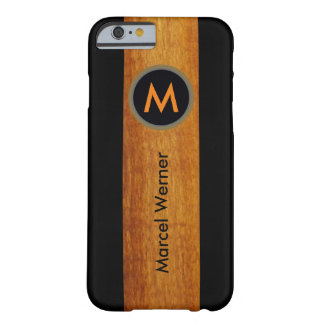 cool and modern personalized barely there iPhone 6 case