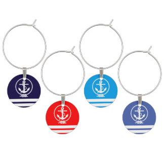 Cool and Stylish Nautical Theme Wine Charm