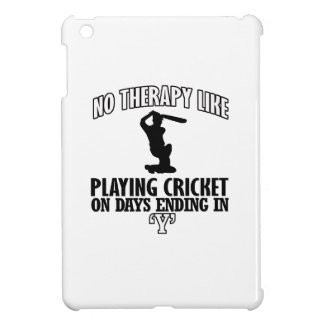 cool and trending CRICKET DESIGNS iPad Mini Cover