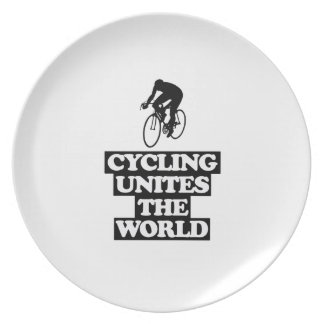 cool and trending cycling DESIGNS Plate