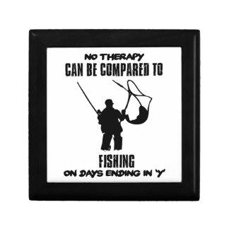 cool and trending Fishing DESIGNS Keepsake Box