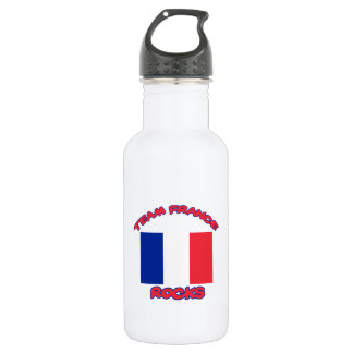 cool and trending french flag designs 532 ml water bottle