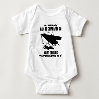 cool and trending Hang gliding DESIGNS Baby Bodysuit