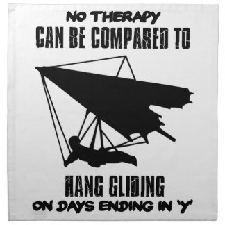 cool and trending Hang gliding DESIGNS Printed Napkin