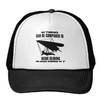 cool and trending Hang gliding DESIGNS Trucker Hat