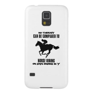 cool and trending Horse riding designs Galaxy S5 Covers