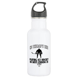 cool and trending Ice Hockey DESIGNS 532 Ml Water Bottle
