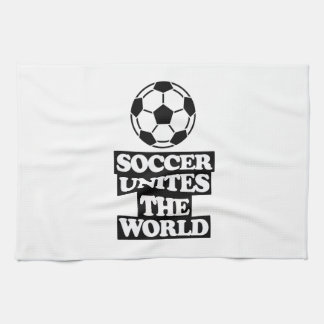 cool  and trending soccer DESIGNS Kitchen Towel