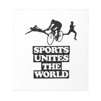 cool and trending Sports DESIGNS Notepads