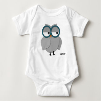 Cool and Unique* baby bodysuit OWL