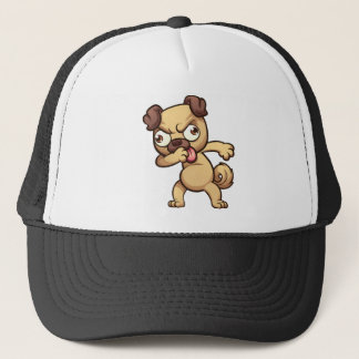 cool Animal dab Trucker Hat