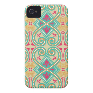 Cool arabesque iPhone 4 cover