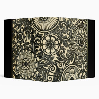 Cool Art Binder for School or Work or Whatever!