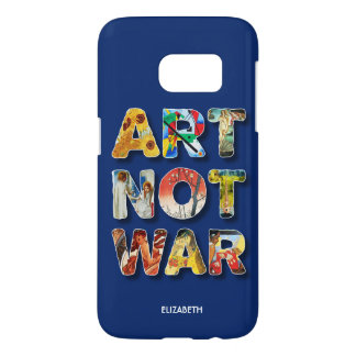 Cool Art Not War Famous Artists For Peace Funny Samsung Galaxy S7 Case
