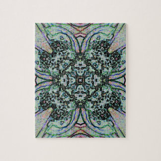 Cool Artistic Cross Shaped Pattern Puzzles