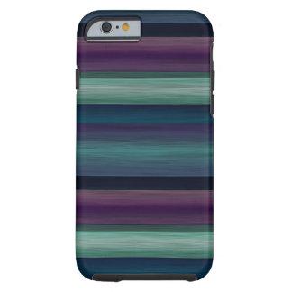 Cool Artistic Geometric Watercolor Art Pattern Tough iPhone 6 Case