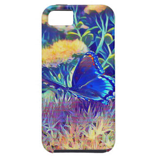 Cool Artistic Monarch Butterfly iPhone 5 Case