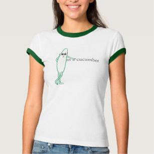 cool as a cucumber 001 T-Shirt
