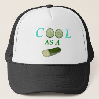 'Cool As A Cucumber' hat