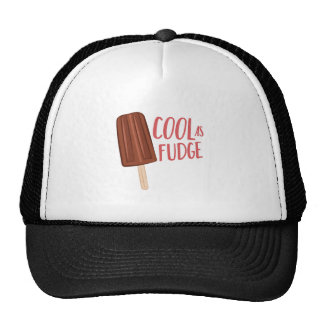 Cool As Fudge Trucker Hat